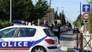 Le quartier pavillonnaire de Villepinte où Bilal, 21 ans, a été assassiné par un commando (AFP - MIGUEL MEDINA)