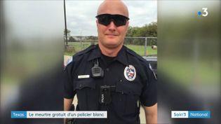 Ray Oliver, policier américain coupable de meurtre (France 3)