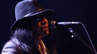 Sixto Rodriguez à Chicago en septembre 2012  (Barry Brecheisen / AP / SIPA)
