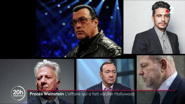 Procès Weinstein : l'affaire qui a fait vaciller Hollywood