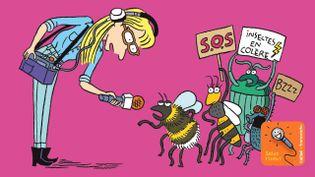 Insectes, violences contre les enfants, mur du son… c'est l'actu de la semaine pour les enfants (ASTRAPI / BAYARD PRESSE)