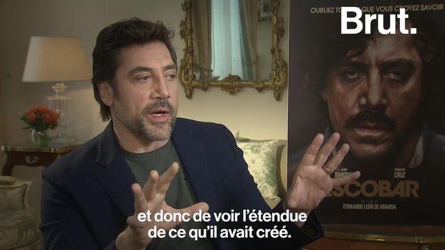 "Dans le film ""Escobar"" de Fernando de Aranora, en salles le 18 avril, Javier Bardem incarne le célèbre baron de la drogue colombien."