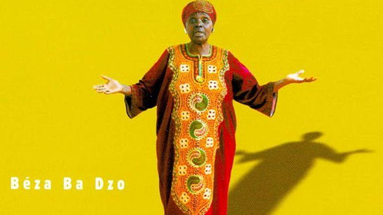 Anne-Marie Nzié sur la pochette de son album Béza Ba Dzo  (DR)