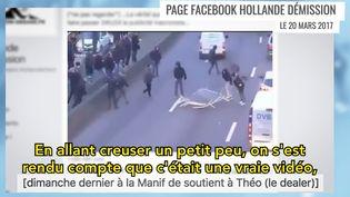 #TousFactCheckeurs: vraies images, gros mensonges. Mai 2017 (France Télévision/Rue 89 Mooc)