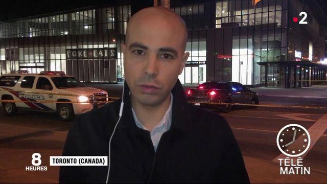 Canada : le suspect identifé, des motivations encore floues