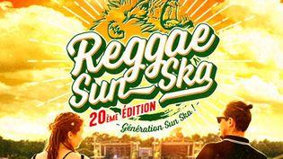 Affiche du Reggae Sun Ska Festival 2017  (DR)