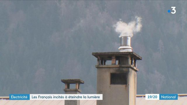 Électricité : les Français appelés à réduire leur consommation