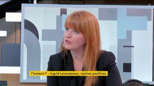 L'instant T d'Ingrid Levavasseur (FRANCEINFO)