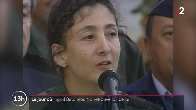2 juillet 2008 : le jour où Ingrid Betancourt a retrouvé la liberté