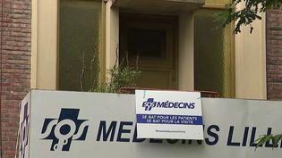 Santé : SOS Médecins en grève pour demander une revalorisation de la visite à domicile  (FRANCE 3)