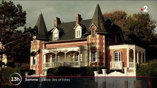 La Baie de Somme regorge de paysages, d'architectures et de découvertes magnifiques, synonymes d'un passé fastueux. (CAPTURE ECRAN FRANCE 2)