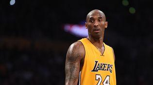 Kobe Bryant, le 21 novembre 2015 à Los Angeles (Californie, Etats-Unis). (ROBYN BECK / AFP)