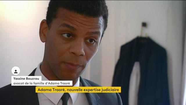"""Affaire Adama Traoré : une nouvelle expertise met en avant un """"coup de chaleur"""" aggravé """"par les manœuvres d'immobilisation des gendarmes"""""""