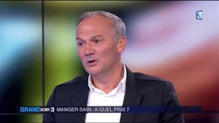 Christian Le Squer, ched du Cinq (France 3)