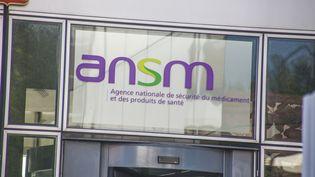 L'Agence nationale de sécurité du médicament et des produits de santé (ANSM) à Saint-Denis (Seine-Saint-Denis), le 15 mai 2020. (HUMBERT / BSIP / AFP)