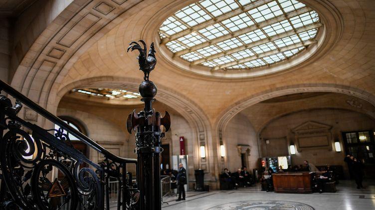 Le tribunal de grande instance de Paris. (STEPHANE DE SAKUTIN / AFP)