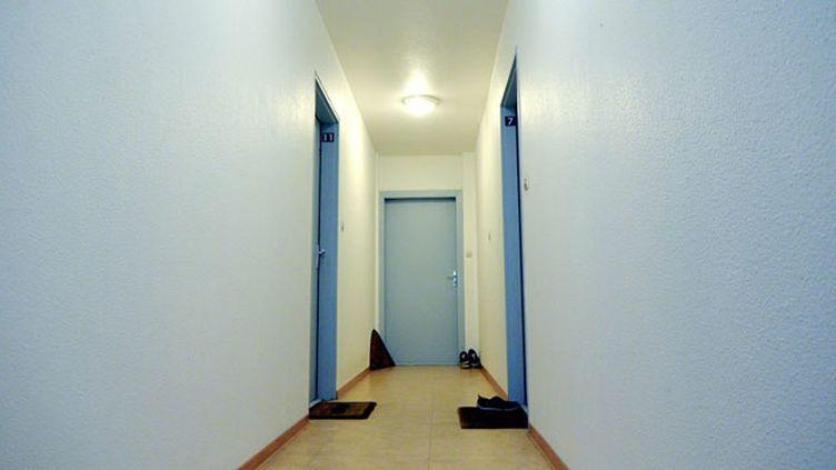 (Cité de la Celleneuve, à Montpellier, où réside le couple soupçonné de terrorisme. © Maxppp)