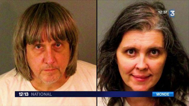 États unis : les témoignages de maltraitances accablants des enfants du couple Turpin