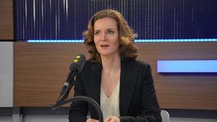 Nathalie Kosciusko-Morizet,députée de l'Essonne, 4e de la primaire de la droite et du centre. (Jean-Christophe Bourdillat / Radio France)