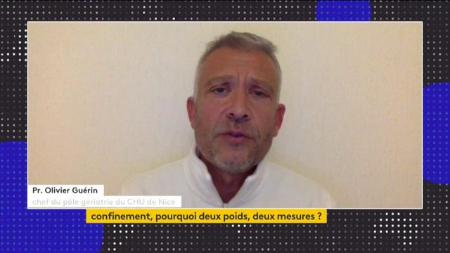 """Covid-19 : """" L'indicateur crucial, c'est clairement l'occupation des lits de réanimation"""""""