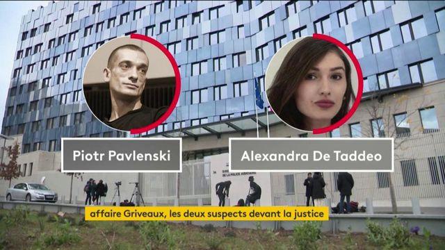 Affaire Griveaux : Alexandra de Taddeo a reconnu avoir enregistré les vidéos