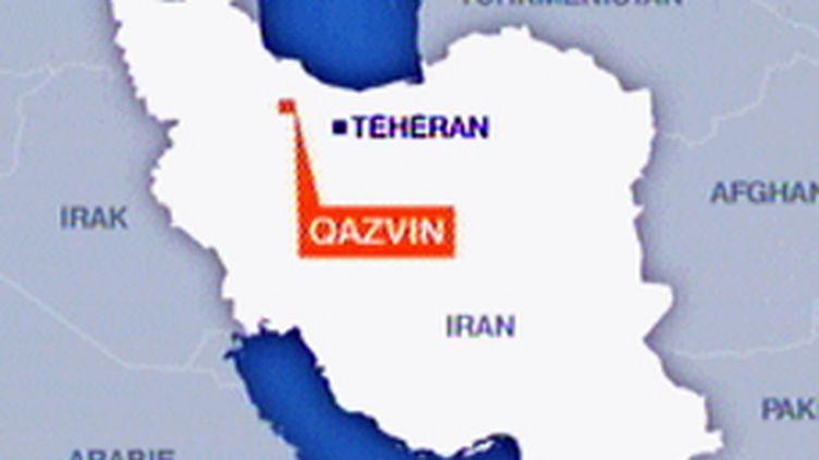 Un Tupolev de Caspian Airlines s'écrase en Iran, le 15 juillet 2009 (© France 3)