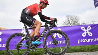 Le coureur français Warren Barguil (Arkea-Samsic) (DAVID STOCKMAN / BELGA)