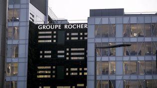 Bâtiment du Groupe Rocher à Paris. Photo d'illustration. (VINCENT ISORE / MAXPPP)