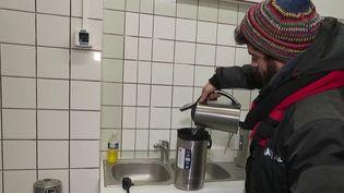Lille : une maraude pour aider les sans-abri (CAPTURE D'ÉCRAN FRANCE 3)