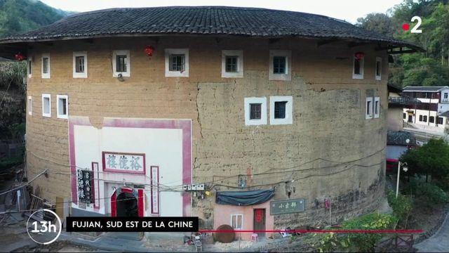 Chine : la tradition des Tulou