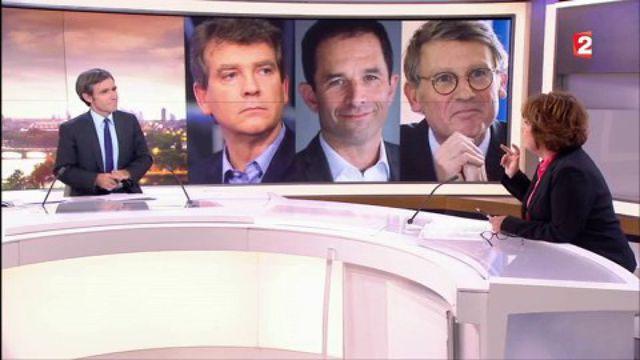 """Primaire de la gauche : """"Vincent Peillon se saisit de l'occasion par calcul et par revanche"""""""