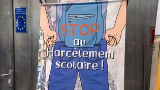 La famille de Chanel appelle à un rassemblement pour lui rendre hommage mercredi 6 octobre, devant le collège de l'adolescente, à Frévent dans le Pas-de-Calais. (Photo d'illustration) (VINCENT ISORE / MAXPPP)