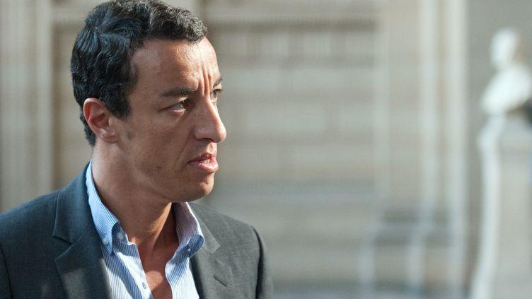 L'ex-avocat Karim Achoui, le 2 septembre 2010 à Paris. (MARTIN BUREAU / AFP)