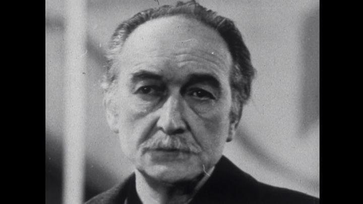 Jean Vilar, directeur du TNP de 1951 à 1963 (France 3 Aura)