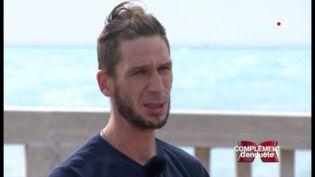 """""""Je suis confronté à des gens qui fuient l'horreur"""" : Tanguy Louppe, sauveteur sur """"L'Aquarius""""                (COMPLÉMENT D'ENQUÊTE/FRANCE 2)"""