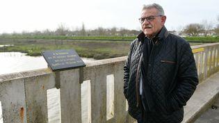 L'ex-maire de la Faute-sur-Mer (Vendée), le 16 février 2020. (FRANCK DUBRAY / MAXPPP)