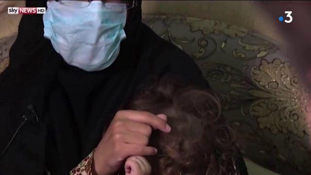 Irak : quel sort pour la fille d'une jihadiste française emprisonnée ?