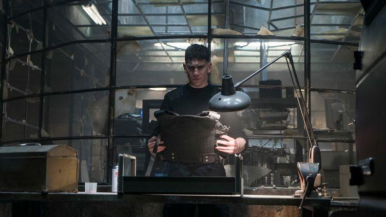 """""""The Punisher"""" sera incarné par l'acteur Jon Bernthal. (Nicole Rivelli / Netflix)"""