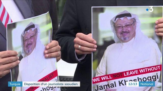 Turquie : mystère autour de la disparition d'un journaliste saoudien