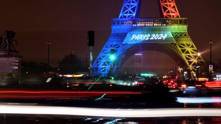 A quatre mois de la désignation de la ville-hôte des JO-2024, Los Angeles et Paris vont recevoir cette semaine la visite de la commission d'évaluation du Comité international olympique. Le choix final du CIO sera annoncé mi-septembre. (FRANCK FIFE / AFP)
