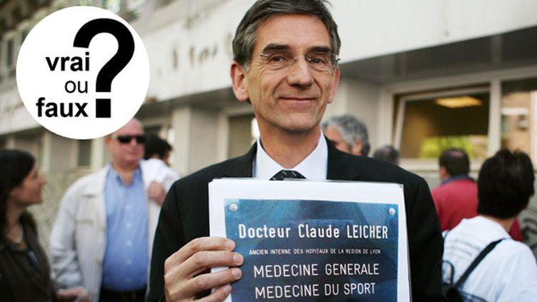 (Claude Leicher affirme que le taux de suicide est jusqu'à deux fois plus élevé en France que la moyenne européenne © Maxppp)