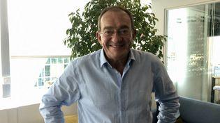 Jean-Pierre Pernaut, présentateur historique du 13h de TF1, a annoncé son départ le 15 octobre 2020. (FABIEN LECLOIREC / FRANCE-BLEU PICARDIE)