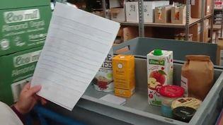 Quatre jeunes entrepreneurs de l'Aveyron ont lancé une entreprise d'e-commerce de produits bio à prix cassés. (FRANCE 2)