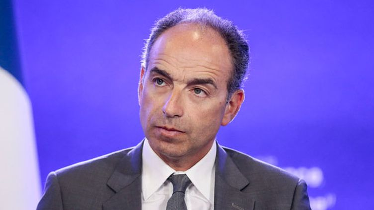 (Au début de l'affaire, Jean-François Copé présidait l'UMP © MAXPPP)