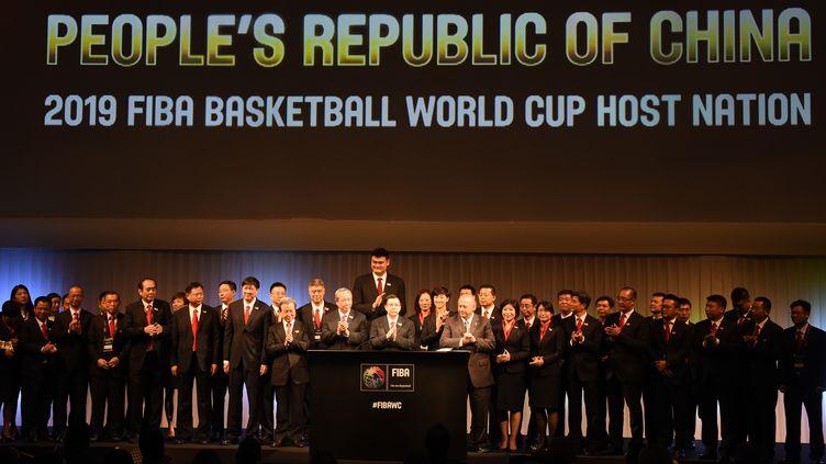 La Coupe du monde 2019 aura lieu en Chine.  (TOSHIFUMI KITAMURA / AFP)