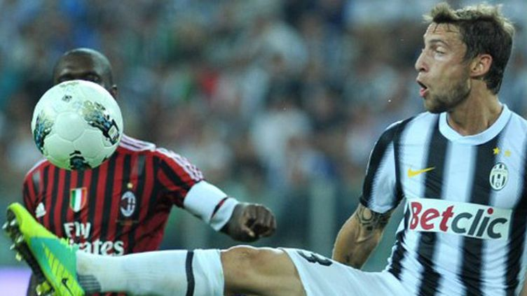 Le Turinois Claudio Marchisio