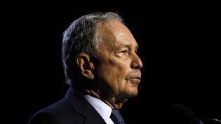 Michael Bloomberg, milliardaire et philantrope, le 24 juillet 2019. (JEFF KOWALSKY / AFP)