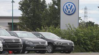 (Un peu plus d'un million de VW ont un moteur truqué en France © MaxPPP)
