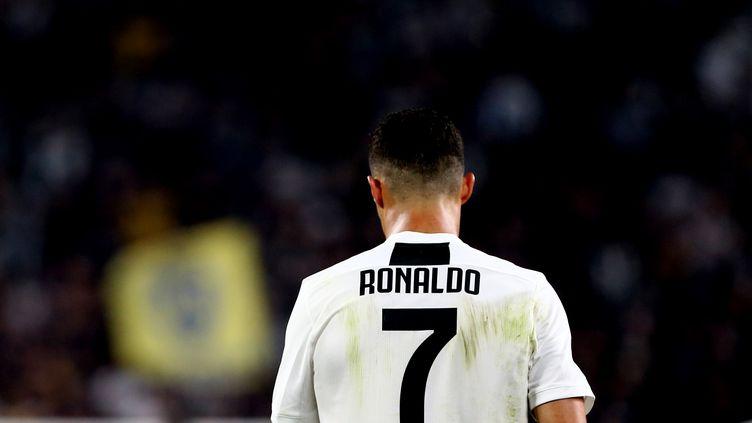 Cristiano Ronaldo, attaquant de la Juventus de Turin, lors du match de Série A, le championnat italien, contre Naples, le 29 septembre 2018, à Turin. (MARCO CANONIERO / LIGHTROCKET / GETTY IMAGES)