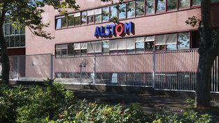 Une partie du site historique d'Alstom à Belfort sera transférée en Alsace (/NCY / MAXPPP)